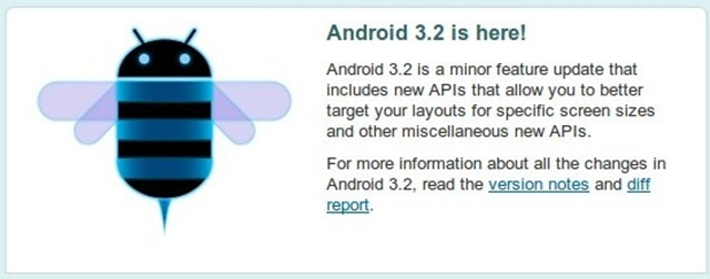 Android 3.2 SDK